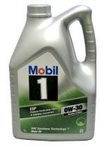 Mobil 153369 - LATA 5-L MOBIL-1 ESP 0W30